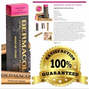 Other - Dermacol waterproof covering make up foundation